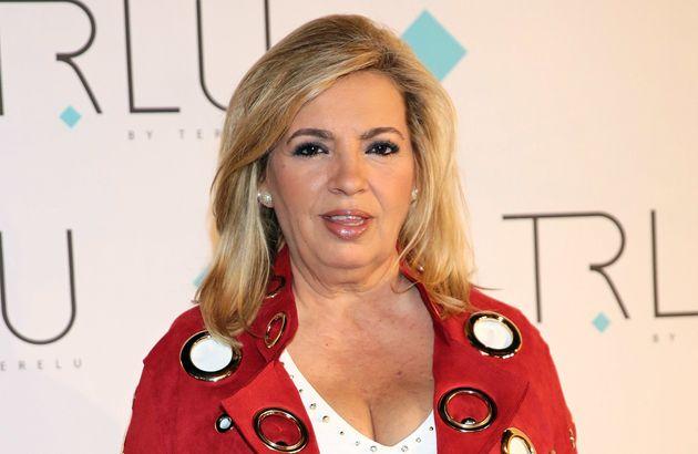 La sorprendente imagen de Carmen Borrego (Telecinco) tras una nueva operación