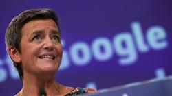 Τρίτο πρόστιμο σε βάρος της Google από την ΕΕ: 8 δισ. σε δύο