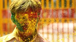 PHOTOS: India Celebrates Holi With A Riot Of