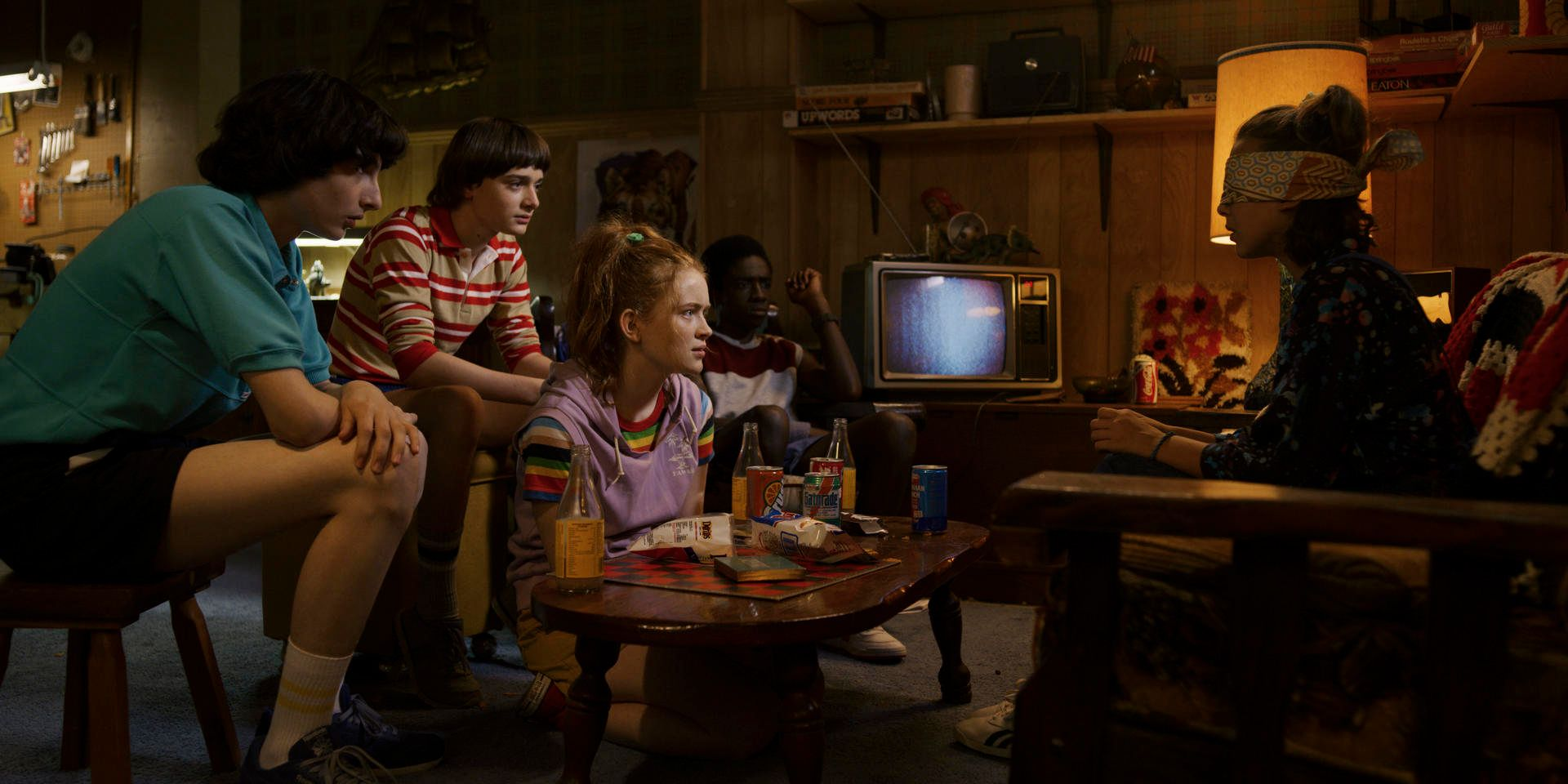 Stranger Things debuts first season three trailer