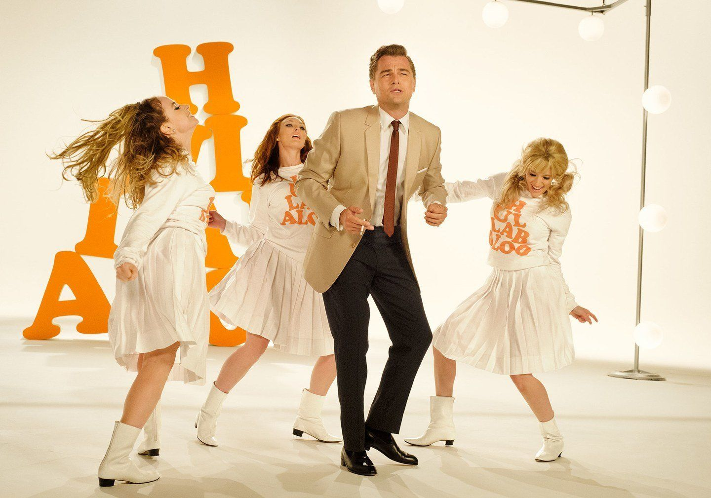 'Once Upon A Time In Hollywood' Trailer Is A '60s Fever Dream With DiCaprio