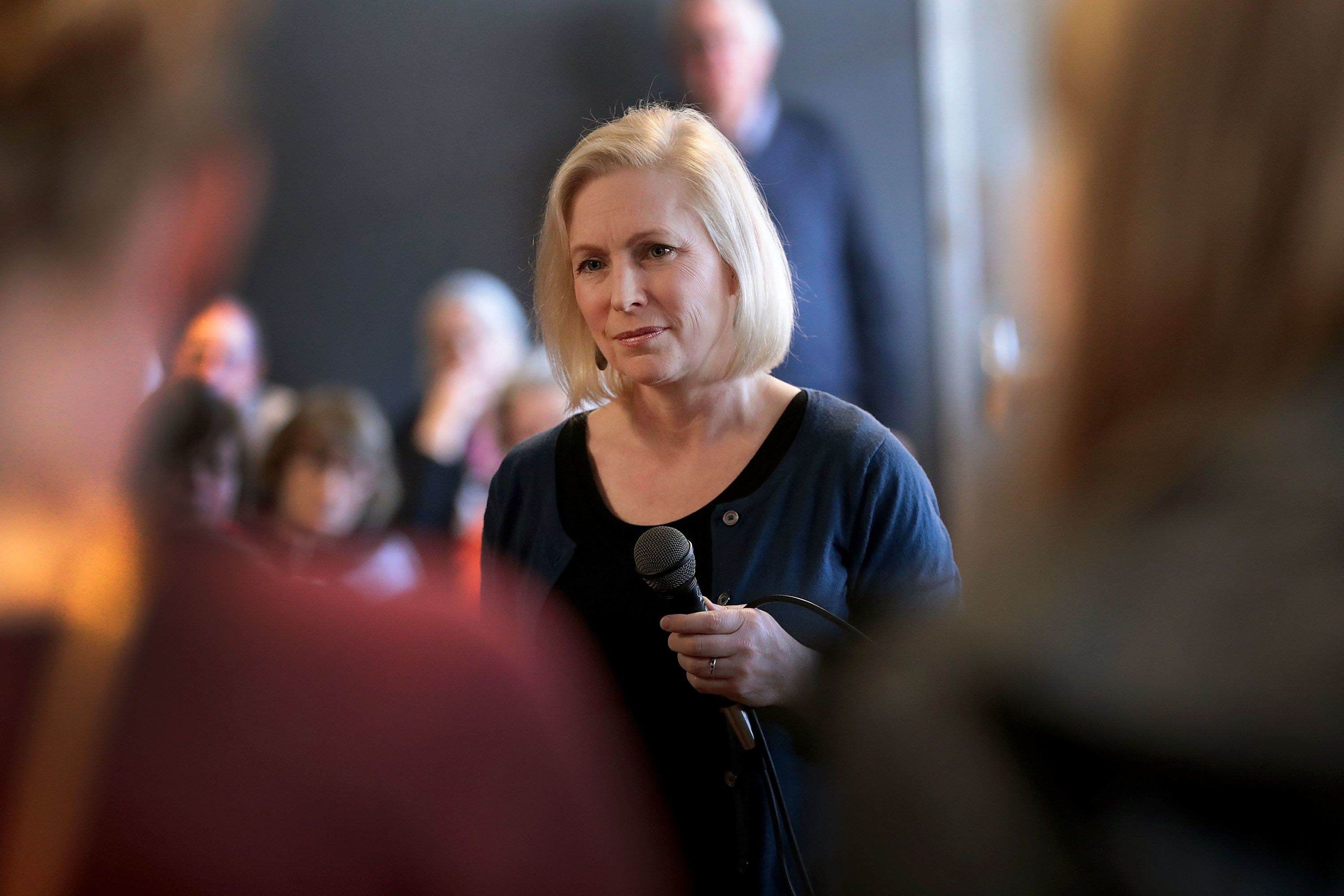 Gillibrand Now Admits Post-Investigation Errors In Sexual Misconduct Claim