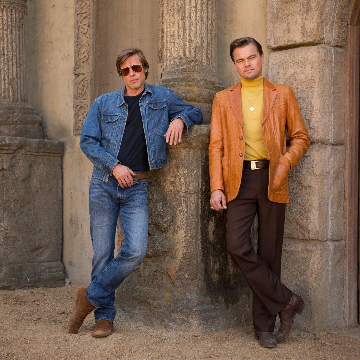 'Era Uma Vez em Hollywood', novo (e promissor) filme de Tarantino, acaba de ganhar o 1ª