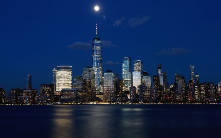 Mic had its offices on the 82nd floor of One World Trade Center in Manhattan.