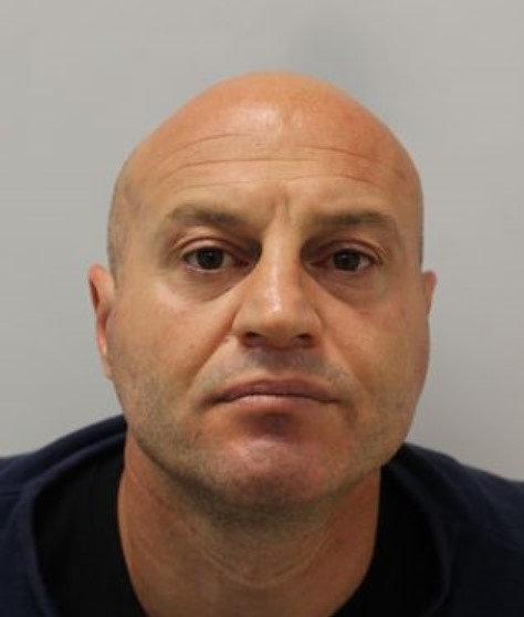 'Scarface' Serial Killer Jailed For 20 Years For Murder Spree Across