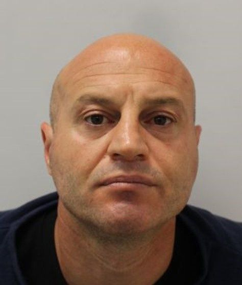 'Scarface' Serial Killer Mane Driza Jailed For 20 Years For Murder Spree Across