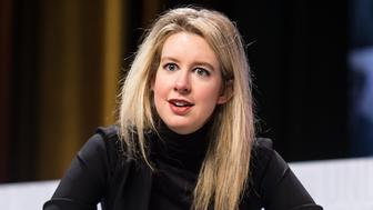 PHILADELPHIA, PA - OCTOBER 05:  Founder & CEO of Theranos Elizabeth Holmes attends the Forbes Under 30 Summit at Pennsylvania Convention Center on October 5, 2015 in Philadelphia, Pennsylvania.  (Photo by Gilbert Carrasquillo/Getty Images)