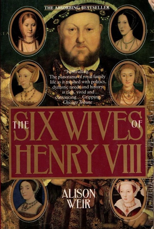 Goodreads Description: Death and divorce, scandal and sacrilege — welcome to 16th century England through the eyes of t