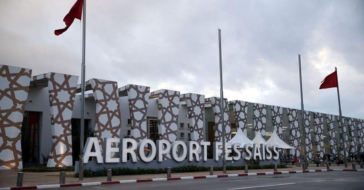 L'aéroport Fès-Saiss a enregistré une hausse de 11� son trafic fin septembre
