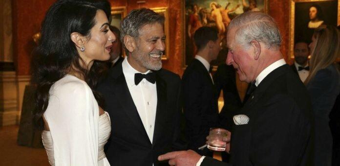 Η Αμάλ Κλούνεϊ και ο πρίγκιπας Κάρολος ενώνουν τις δυνάμεις τους για τις