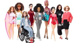 Barbie's New Range Shows Why We Need To Stop Idolising Imaginary