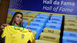 Para Marta, futebol é 'ferramenta poderosa' de igualdade de
