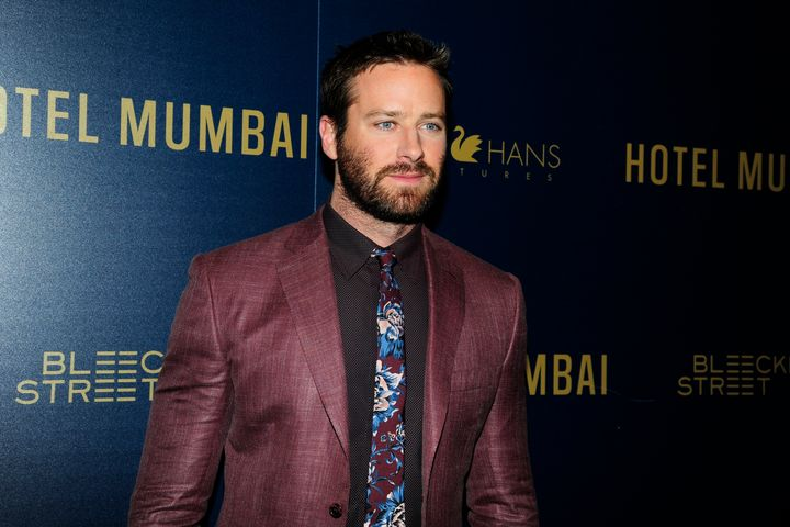 """On plans for a """"Call Me by Your Name"""" sequel, Armie Hammer said, """"I don't know that anything will match up to the first"""