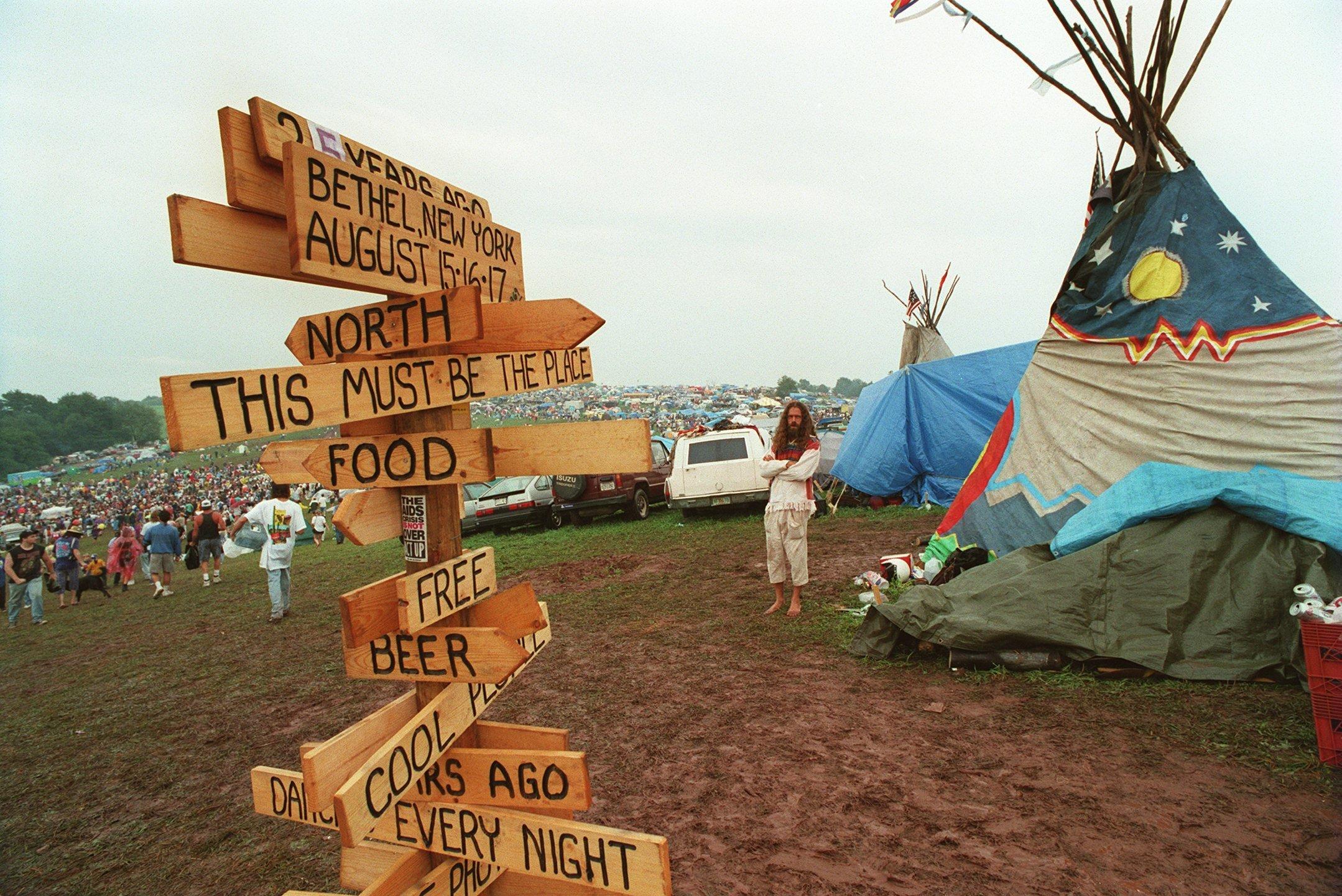 Woodstock 50 sera très éloigné du festival originel (mais il y a quand même des