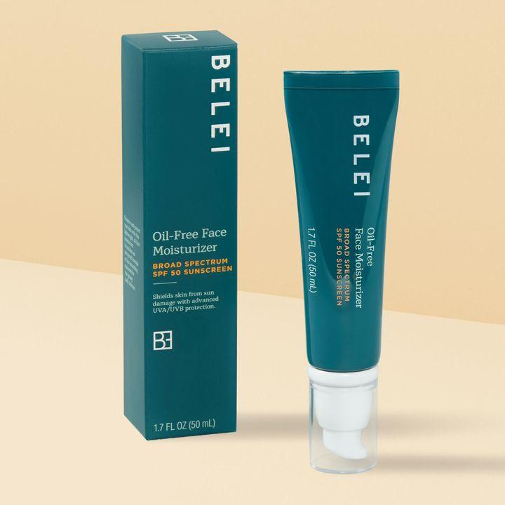 BeleiOil-Free Face Moisturizer SPF 50