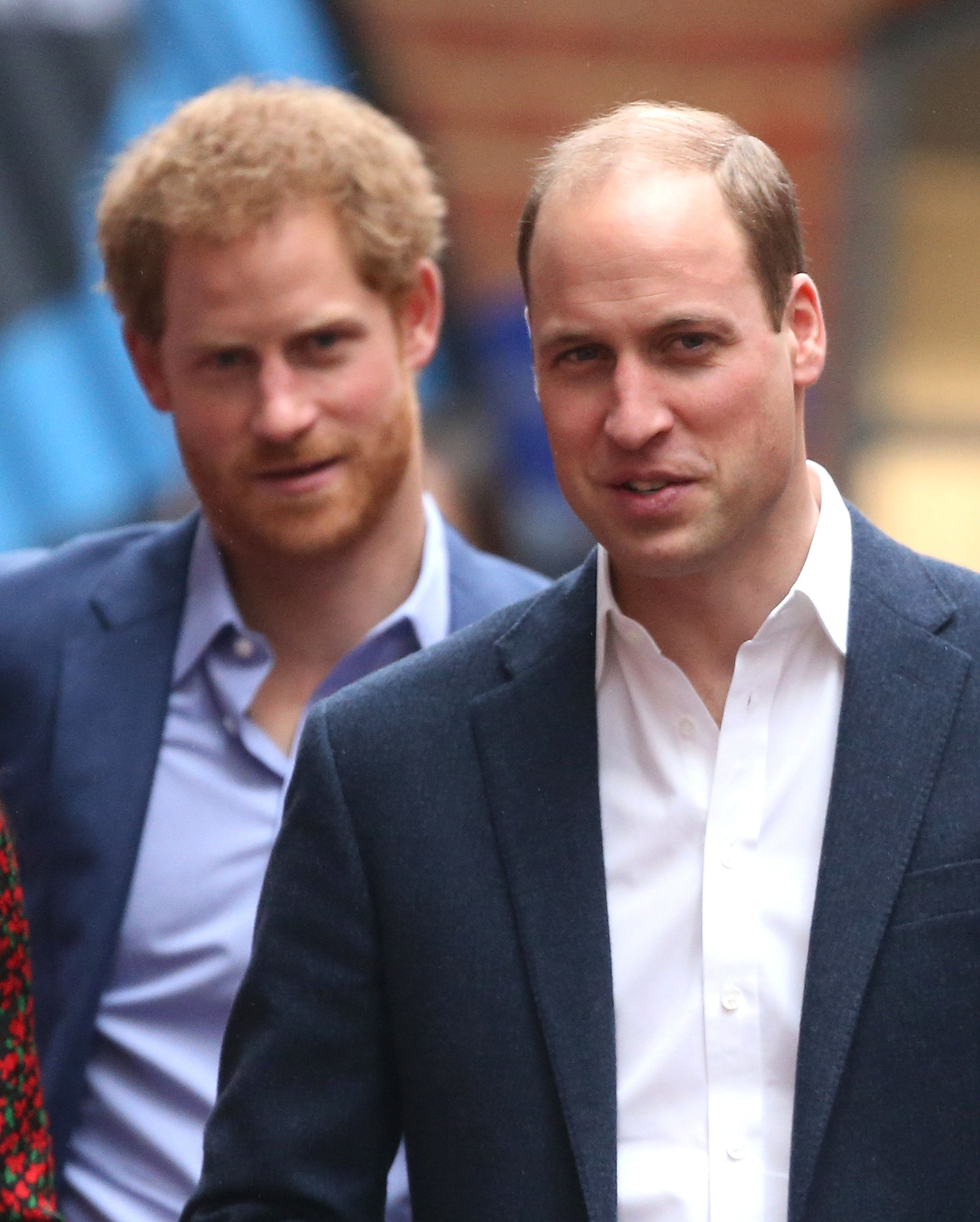 Prince Harry, William Add Fuel To ...