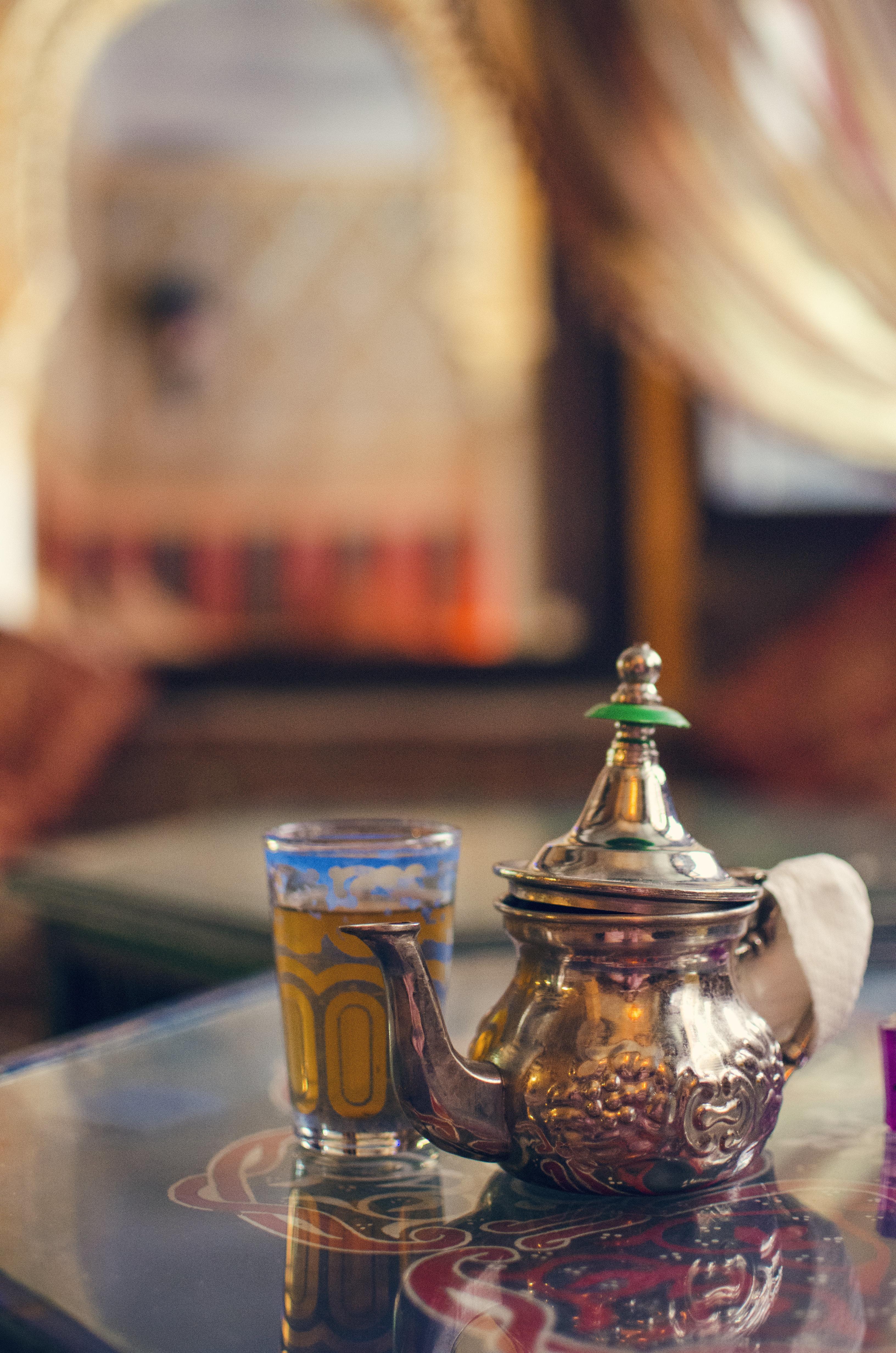 Quand les colons français craignaient une frénésie du thé en