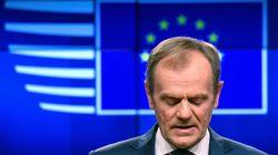 Toυσκ: Πιθανή μια παράταση του Brexit υπό συγκεκριμένους