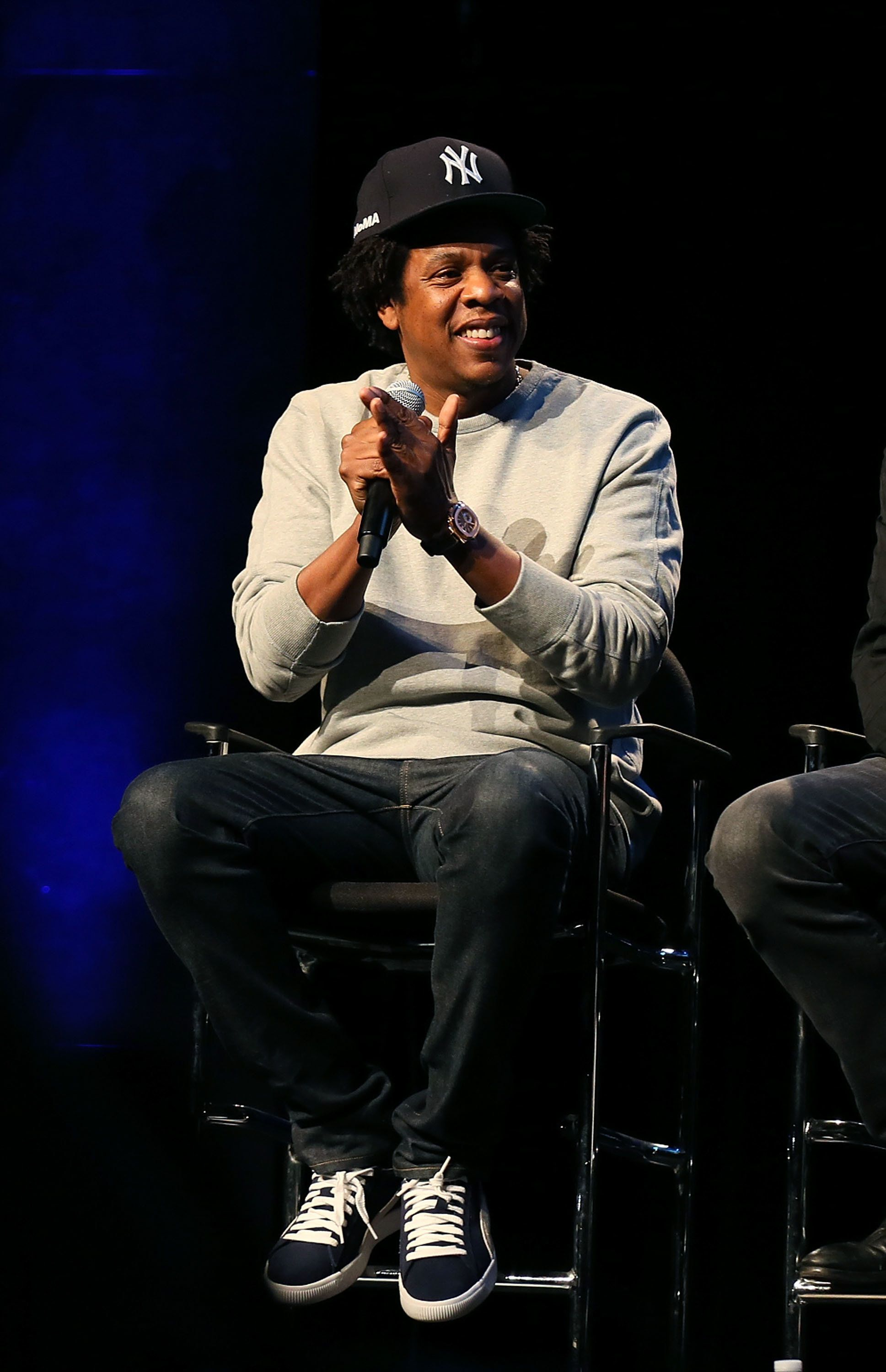 Jay-Z's 'Blueprint' Album Added To Library Of Congress' National Recording