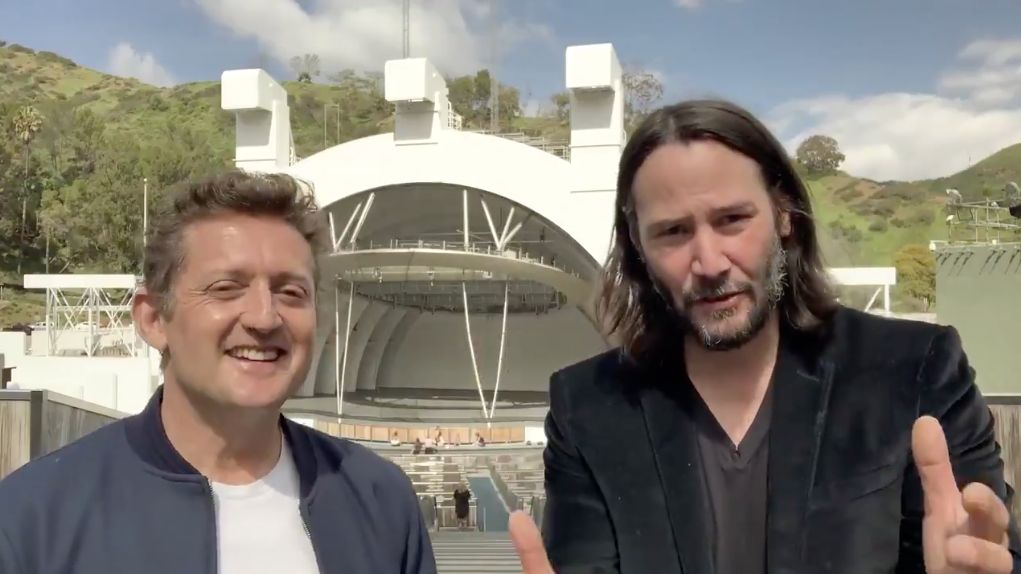 'Bill & Ted 3' Is Set To Hit Theaters In 2020,