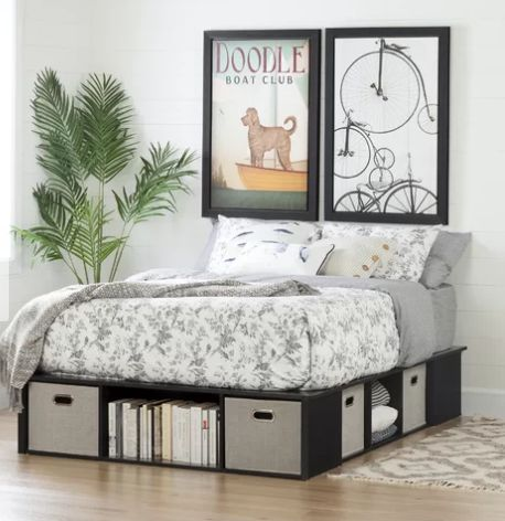 new product 1191c 4781e Storage Beds For Small Spaces To Stash All Of Your Extra ...