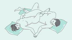 Cette position est faite pour réveiller votre appétit