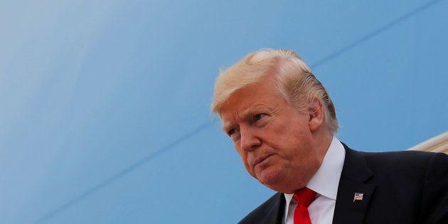 Donald Trump réaffirme son soutien à Brett Kavanaugh, qu'il a trouvé