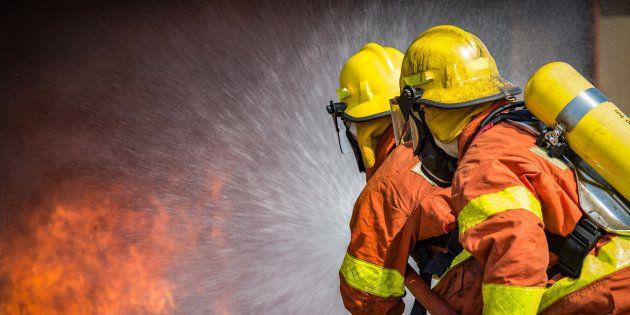 Un grand abattoir dans l'Ain détruit par un incendie, la piste criminelle privilégiée (photo