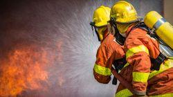 Un grand abattoir dans l'Ain détruit par un incendie, la piste criminelle