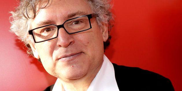 Michel Onfray à Paris le 26 mars