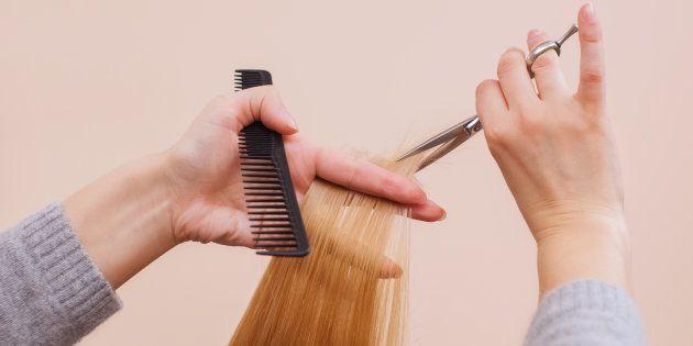 Comment ce coup de foudre pour un coiffeur a fini en une coupe à la garçonne