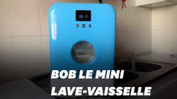 Ce mini-lave-vaisselle made in France va vous faire jeter votre