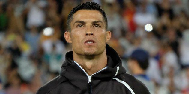 Cristiano Ronaldo (ici le 19 septembre à Valence, en Espagne) accusé de viol: une Américaine témoigne...