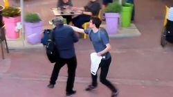 La France Insoumise dénonce l'agression d'un de ses députés par l'Action