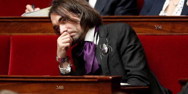 Cédric Villani en juin 2018 à l'Assemblée