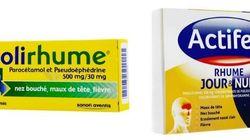 Les médicaments sans ordonnance contre le rhume les plus dangereux, selon 60 millions de