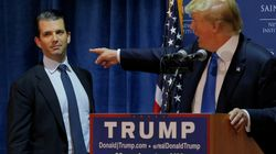 Les étranges messages que Wikileaks échangeait avec le fils de Trump pendant la