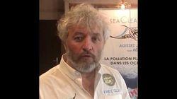 Je vous présente 'Manta', mon voilier révolutionnaire qui ramasse les déchets plastiques en