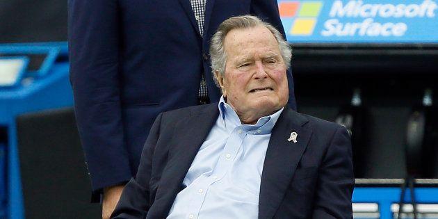 George H.W. Bush de nouveau accusé d'agression sur une mineure de 16