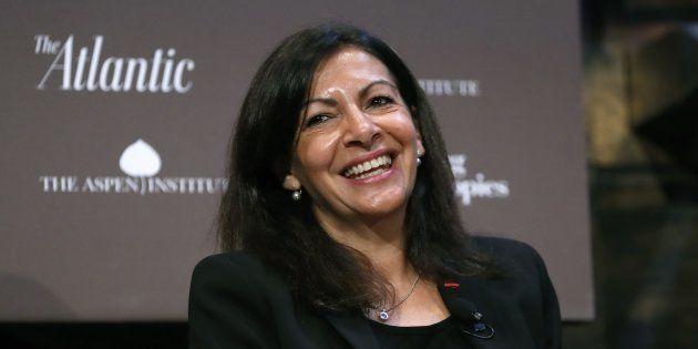 GQ élit Anne Hidalgo personnalité politique de l'année