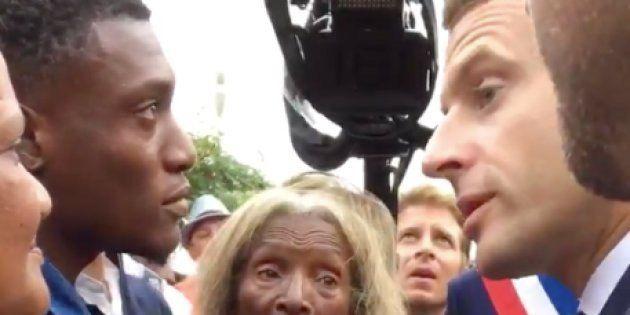 Depuis la Guadeloupe, Macron appelle les jeunes à accepter les offres