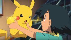 Pikachu parle et les fans sont
