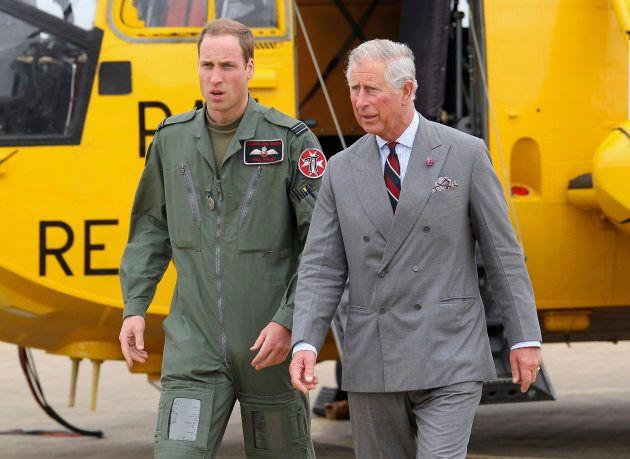 Futur roi d'Angleterre, Charles fait face à des défis