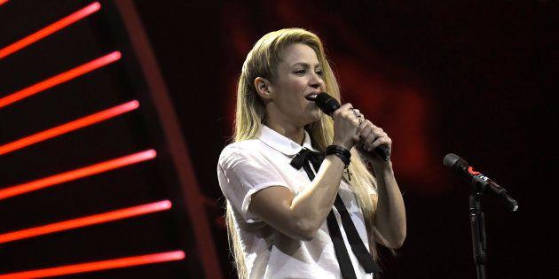 Qu'est-ce que l'hémorragie des cordes vocales dont souffre Shakira?