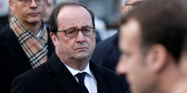 Hollande condamne
