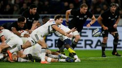 Le XV de France (B) s'incline face aux All Blacks