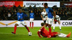 Allemagne-France: le but collectif exceptionnel des Bleus, inscrit par Alexandre