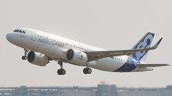 Airbus enregistre la commande la plus importante de son