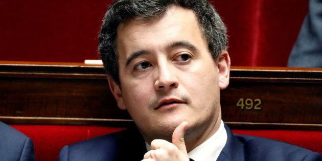 (Photo d'illustration: Gérald Darmanin à l'Assemblée le 13 février