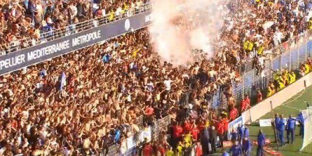 Montpellier-Nîmes brièvement interrompu après qu'une grille a cédé devant les